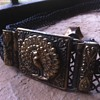 Victorian era belt and bucle metal detect find