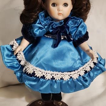 Vogue ginny porcelain doll - Dolls