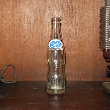 Bireley's Orange Drink Bottle Circa 1954 Non-Carbonated - Bottles