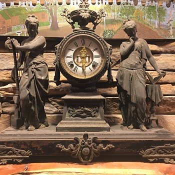 A Sonia Clock - Clocks