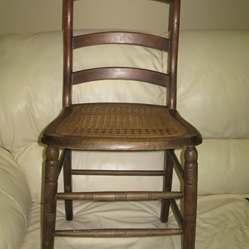 Side Chair #2 - Furniture