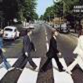 "The Beatles ""Abbey Road"" - Records"