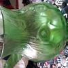 Loetz rusticana vase