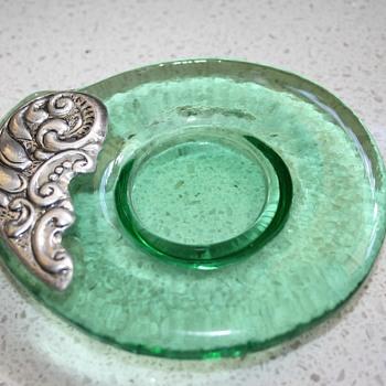Murano dish - Art Glass