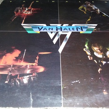 VAN HALEN - Records