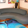 Mid Century serpintine/cloud sofa Vladimir Kagan