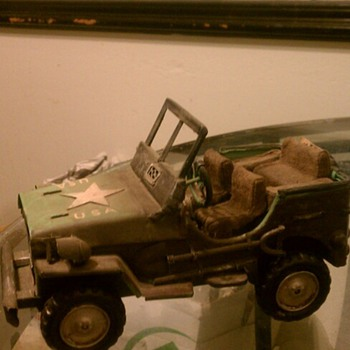 All medal Jeep 1942?