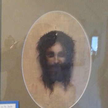 Very old religious photo - Photographs