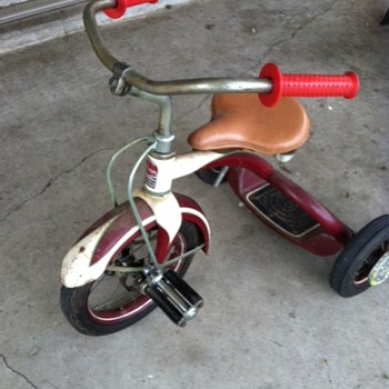 1930s-40s Colson Tricycle