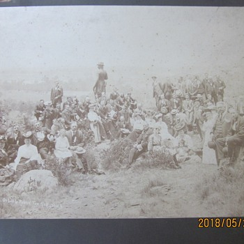 Little Round Top Photo CA 1900 - Photographs