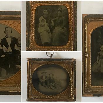 Daguerreotype,ambrotype,tintype photos - Photographs