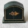 Earrings in old Jeweller's box