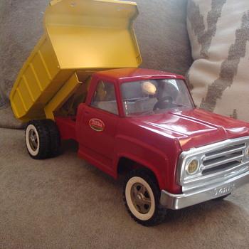 Kevin's 1970s Tonka Dump Truck! - Model Cars