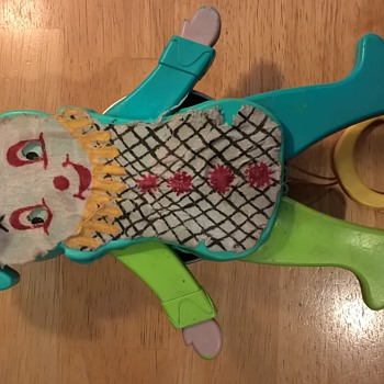 Pre 1969 Fisher Price Jolly Jumping Jack #145 crib toy? - Toys