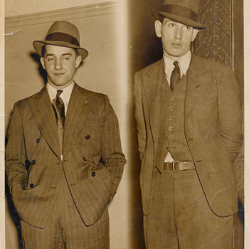 Silvio Drolet and Howard Terwilliger - Photographs