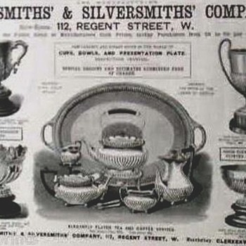 Interesting Dilemma - A UK Sheffield Silver Item: Is it Sterling or Silverplate? Part 1 of 2 - Silver