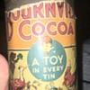 Bournville cocoa kids Toy tin