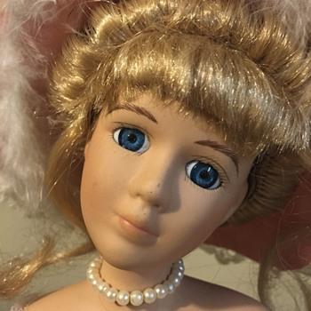 Doll-uknown year  - Dolls