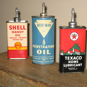 More Handy Oilers - Petroliana