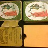 1901 Congress Playing Cards Gold Edges The Minuet