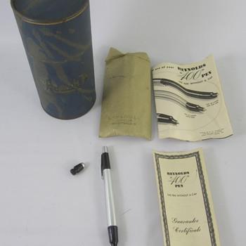 Reynolds International 400 Ink Pen