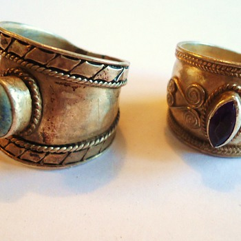 Two tribal rings? from?  And other rings! - Fine Jewelry