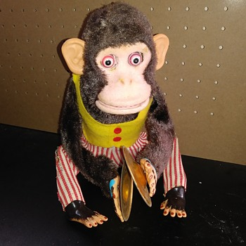 Musical Jolly Chimp - Toys