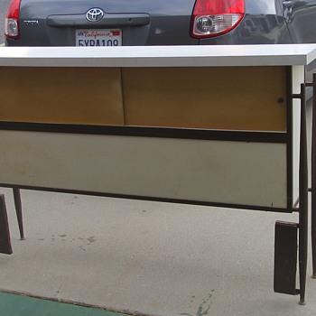 Atomic Bed headboard  - Furniture
