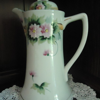 Nippon Chocolate Pot - China and Dinnerware