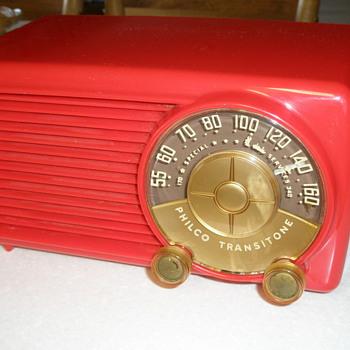 Philco Transitone - Radios