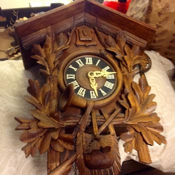 My Mystery Cuckoo - Clocks