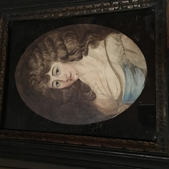 Can anybody help me to identify the artist? - Fine Art