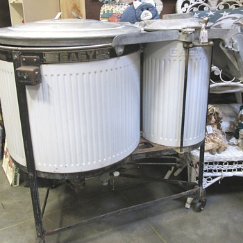 Easy Washing Machine - Tools and Hardware
