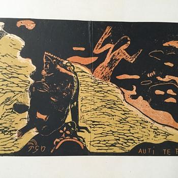 Paul Gauguin print - Posters and Prints