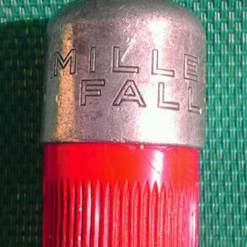 Miller Falls automatic push drill- Pat.# 170 - Tools and Hardware