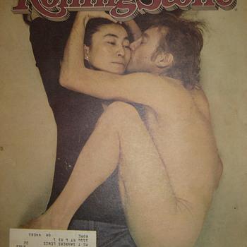 Rolling Stone John Lennon Death  - Music Memorabilia