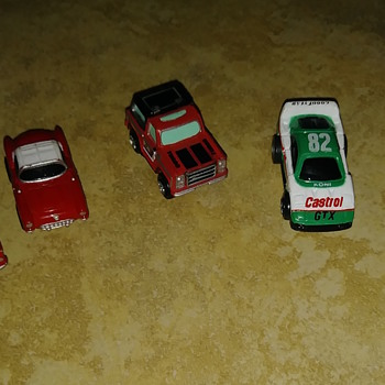 Miniature metal cars - Model Cars
