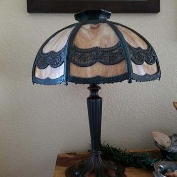 Crochet Design Shade - Lamps