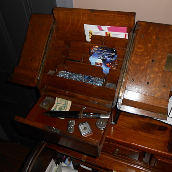 Secret Drawer - Office