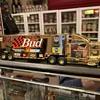 Budweiser NASCAR truck