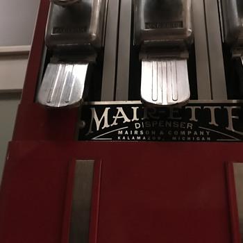 Looks like Holli Ware machine, need info - Coin Operated