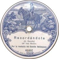 Era 78 RPM record