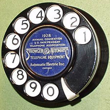 dial paperweight type 24 1928