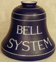 bell system company lamp