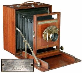 Pearsall Compant Camera c.1883