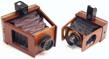 Shew Xit c.1898 London View Camera