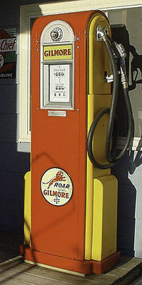 Jim Potts on Vintage Petroliana   Collectors Weekly