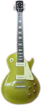 1956 Gibson Les Paul Standard goldtop