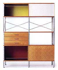 Eames Storage Units: Series 400