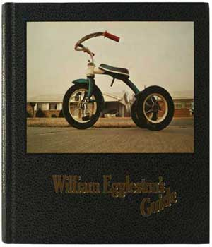 William Eggleston - William Eggleston's Guide. first edition.New York: The Museum of Modern Art, (1976)